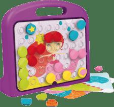 CLIC EDUC Mozaika s kufríkom - Princezné