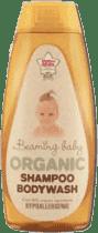BEAMING BABY Organický detský šampón a telové mydlo, 250 ml