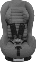 CHICCO Fotelik X-Pace Isofix 9-18kg 15 silver