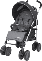 CHICCO Wózek spacerowy MULTIWAY EVO 2015 black