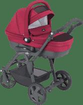 CAM Wózek DINAMICO – czerwony