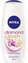 NIVEA Diamond Touch sprchový gél 250 ml