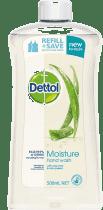 DETTOL Náplň do tekutého antibakteriálneho hydratujúceho mydla 500 ml