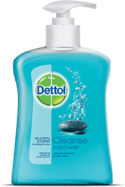 DETTOL Tekuté antibakteriální mýdlo – Cleanse (250 ml)