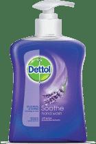 DETTOL Tekuté antibakteriálne mydlo upokojujúci 250 ml