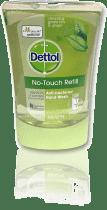 DETTOL Náplň do bezdotykového dávkovače – Zelený čaj (250 ml)