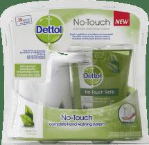DETTOL Bezdotykový dávkovač mýdla – Zelený čaj (250 ml)