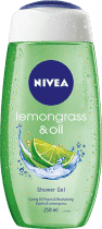 NIVEA Lemon & Oil sprchový gél 250 ml