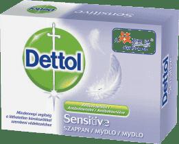 DETTOL Toaletní mýdlo – Sensitive (100 g)
