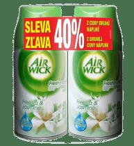 AIRWICK Wkłady automatyczne Freshmatic Max białe kwiaty 2x250ml
