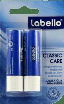 LABELLO Balsam do ust Classic, dwupak 2 x 4,8 g