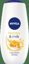 NIVEA Żel pod prysznic Honey Milk 250 ml