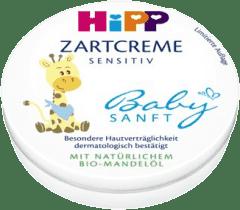 HIPP Babysanft Delikatny krem 75 ml