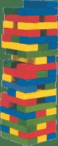 WOODY - Kolorowa wieża Tony