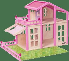 WOODY - Domek dla lalek