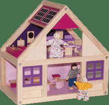 WOODY Domek dla lalek Trendy