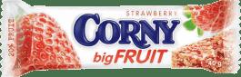 CORNY BIG FRUIT jahoda 40g - cereálna tyčinka