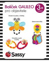 SASSY Balíček pro objevitele GALILEO (3+)