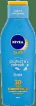 NIVEA Sun Chladivé mléko na opalování OF 30