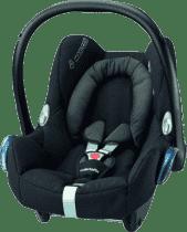 MAXI-COSI CabrioFix Fotelik samochodowy – Black Raven