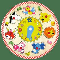 BINO Puzzle zegar
