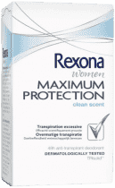 REXONA deo stick Maximum Protection Clean Scent 45ml (antiperspirant)