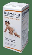 NUTROLIN B prášok na prípravu sirupu 60 ml