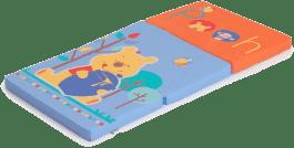 HAUCK Materac Sleeper Pooh 2016