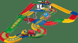 WADER Kid Cars - Městečko 6,3m WADER