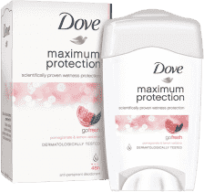 DOVE deo stick Maximum Protection Granatátové jablko 45ml (antiperspirant)