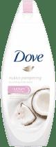 DOVE sprchový gél Coconut Milk s vôňou kokosového mlieka a kvetu jazmínu 250ml