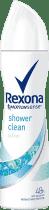 REXONA Woman shower clean dezodorant 150 ml