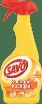 SAVO Kuchnia Spray na brud i tłuszcz 500 ml
