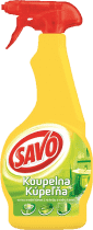 SAVO Łazienka Spray na kamień i rdzę 500 ml