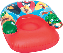 BESTWAY Nafukovacie kreslo - Angry Birds, 76 x 76 cm