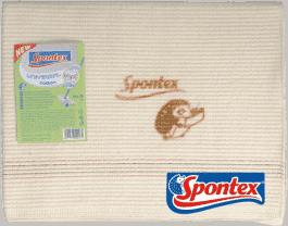 SPONTEX Handra na podlahu nebielená