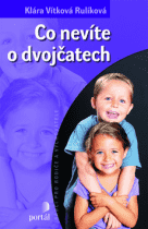 KNIHA Co nevíte o dvojčatech (CZ)