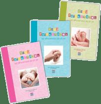 KNIHA Tvůj fotodeníček od těhotenství do tří let (CZ) - růžová