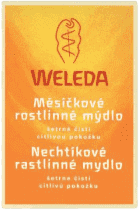 WELEDA Body Care mydło nagietek soap 100 g