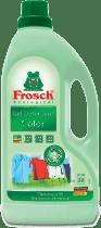 FROSCH EKO Na pranie farebnej bielizne 1,5 l (20 dávok)