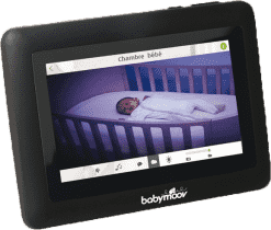 BABYMOOV Odbiornik do Baby Camera 0% Emission