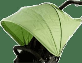 VALCO Bouda k Snap 4 – zelená