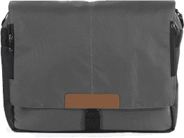 MUTSY Torba do przewijania Igo Urban Nomad Dark Grey