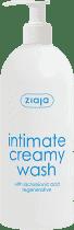 ZIAJA Krém na intimní hygienu s kyselinou laktobacilovou, regenerační 500ml