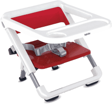 INGLESINA Brunch skladacia stolička červená