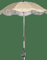 ZOPA Parasol przeciwsłoneczny okrągły +UV, piaskowy