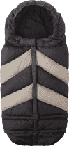 7 A.M. ENFANT Śpiworek do wózka 3w1 Blanket 212 Chevron, Black / Beige