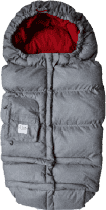 7 A.M. ENFANT Fusak do kočíka 3v1 Blanket 212 Evolution, Heather Grey