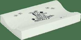 BEBE-JOU Přebalovací podložka malá Dinky Zebra sv. zelená
