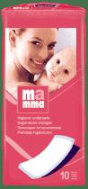 BELLA MAMMA popôrodné vložky 10 ks (11cm x 30cm)